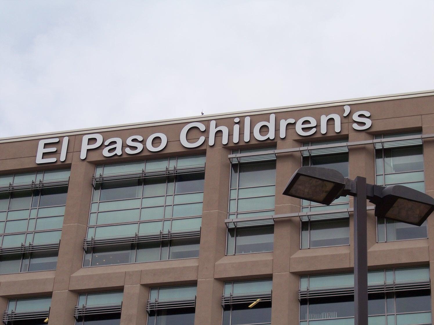 El Paso Childrens Hospital El Paso Tx Hospitals